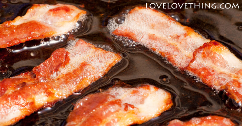 How to strain your bacon grease - don't let it go to waste!