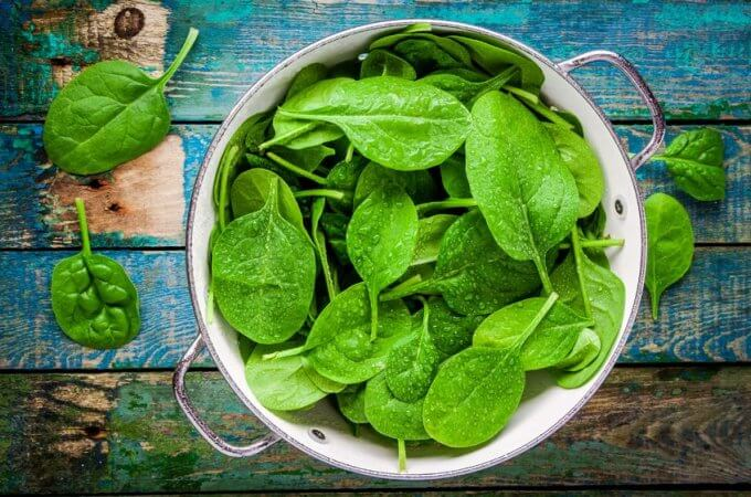 Leftover greens: what to do with your greens before they rot!