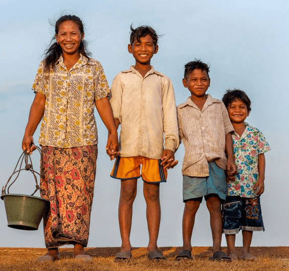 Help us bring clean water to the people of Cambodia.