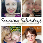 savoring saturdays
