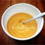 Butternut Squash Porridge - a warm, grain-free breakfast treat!! Mmmm!!