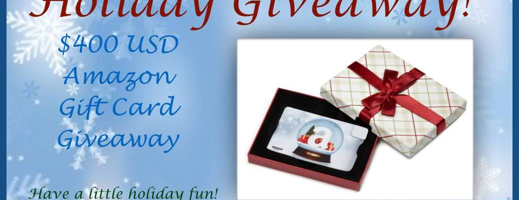 Holiday Giveaway 2014!