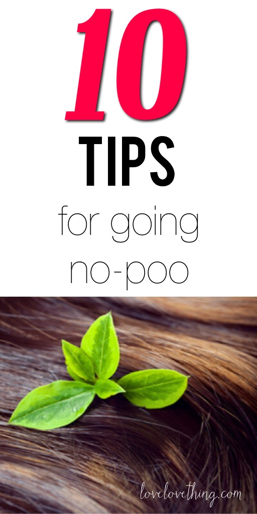 Thinking of quitting shampoo? Here are 10 tips for going no-poo.