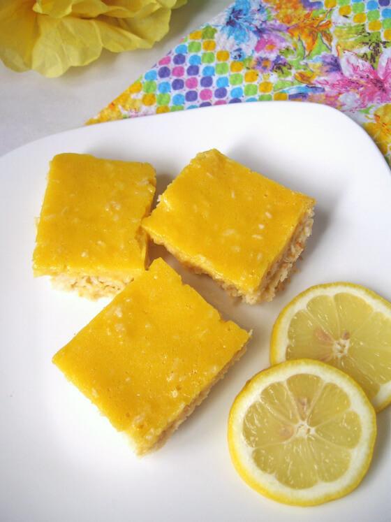 Low-Carb Pumpkin Pies, Mango Lemon Bars, and More!